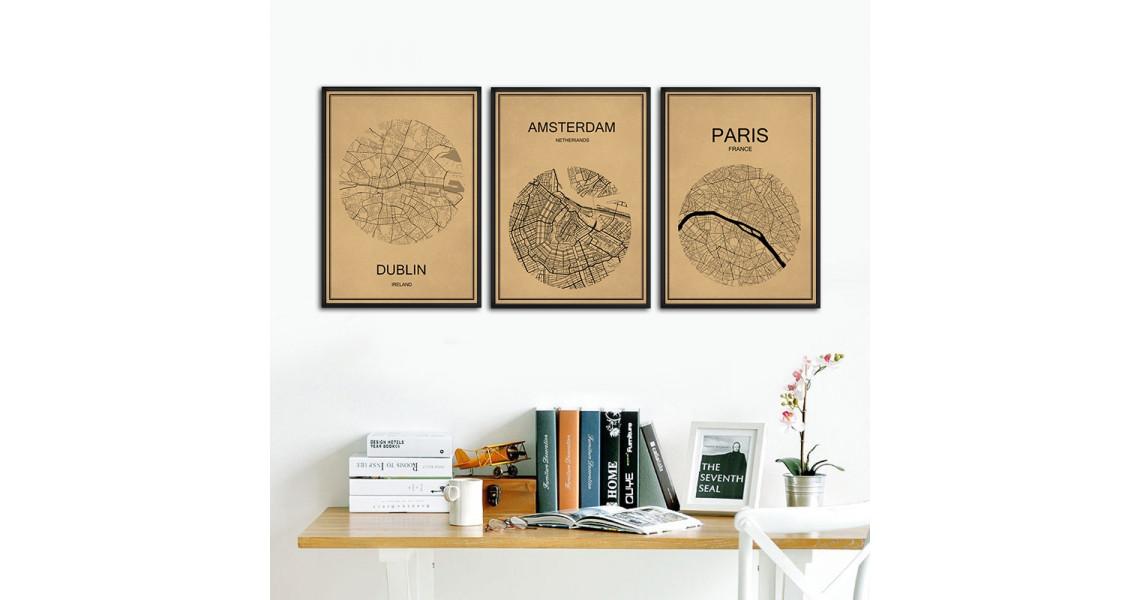 Bykart for Dekorasjon